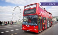 24-Hour Hop-On Hop-Off Camden Loop Bus Ticket for Adult or Child with London City Tours