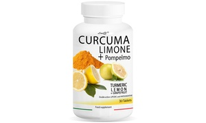 Cure d'amincissement Curcuma Citron