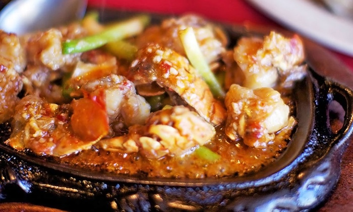 Minnie's Chinese Restaurant - Modesto: $12 for $20 Worth of Chinese Food and Drinks for Two at Minnie's Chinese Restaurant