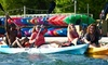 Up to 72% Off Watercraft Rentals from Rowing Dock