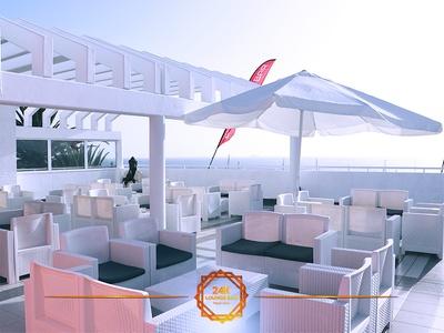 Menú ibérico para 2 o 4 personas con entrante, principal y bebida desde 16,99 € en 24K Lounge Bar Puerto Colón