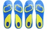 Two Pairs of Shock Absorbing Insoles