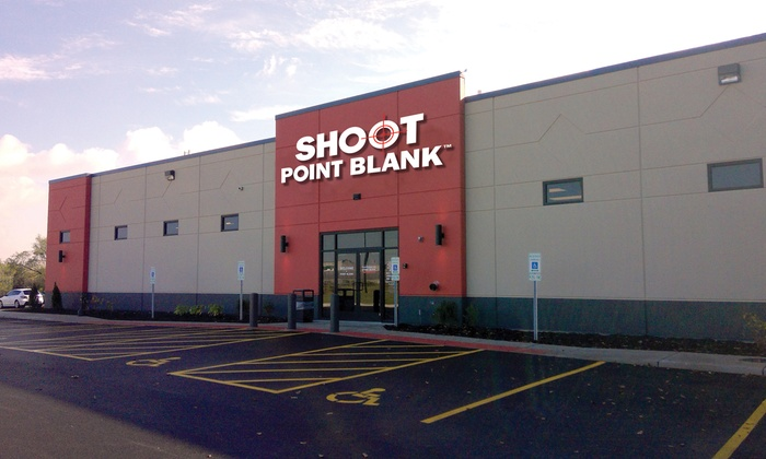 Shooting Range Packages or Firearms Education at Shoot Point Blank (Up to 53% Off) Limited Time