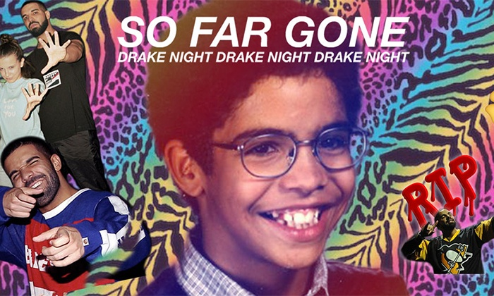 Image result for so far gone drake night cleveland