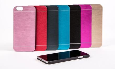 Aluminium-Case fürs iPhone 5 oder 6 in der Farbe nach Wahl