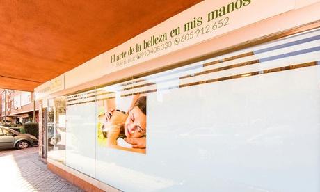 Limpieza facial con opción a radiofrecuencia facial y tto. orbicular desde 14,95 € en Centro Estética Leticia Truebas Oferta en Groupon