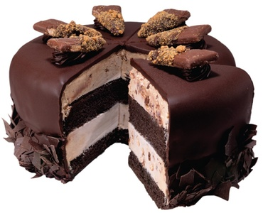 Small or Large, Round or Rectangular Ice Cream Cake at Cold Stone Creamery, Multiple Locations (50% Off)