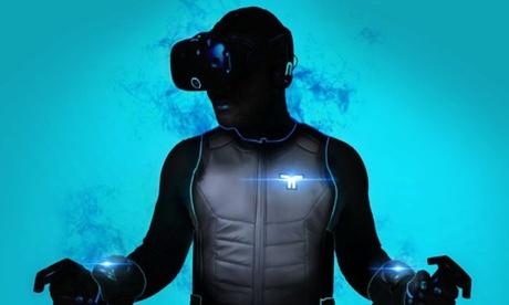 Experiencia de realidad virtual con chalecos de realidad virtual para 1 o 2 personas desde 29 € en Only VR Store