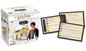 Jeu Trivial Pursuit Harry Potter