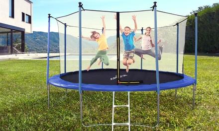 Trampolines Jump4Fun, 4 coloris et 6 tailles au choix, de 185 à 244 cm de diamètre (SaintEtienne)