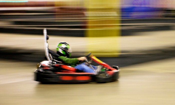 Maine Indoor Karting - Scarborough: $15 for $25 toward Karting at Maine Indoor Karting