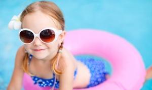 Hall Quarry Beach / Batavia Park District: $22 for Swimming for Four at Harold Hall Quarry Beach ($44 Value)