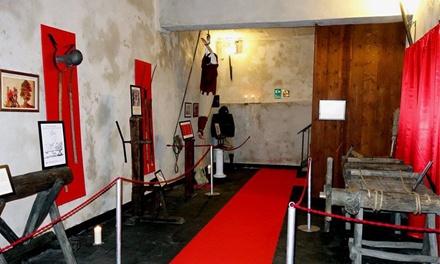 Ingresso al Museo delle torture