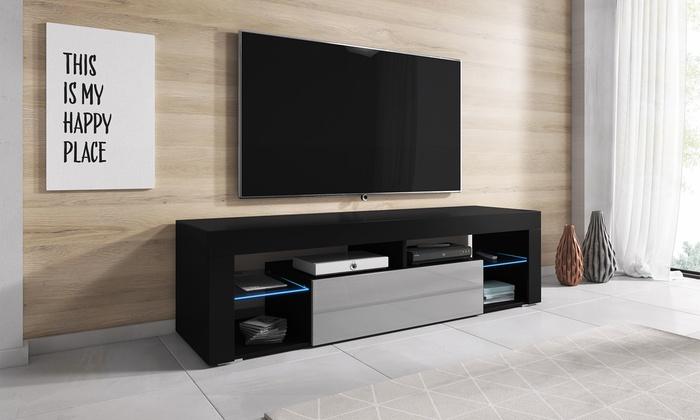 Titan TV Unit with Optional LED Lights