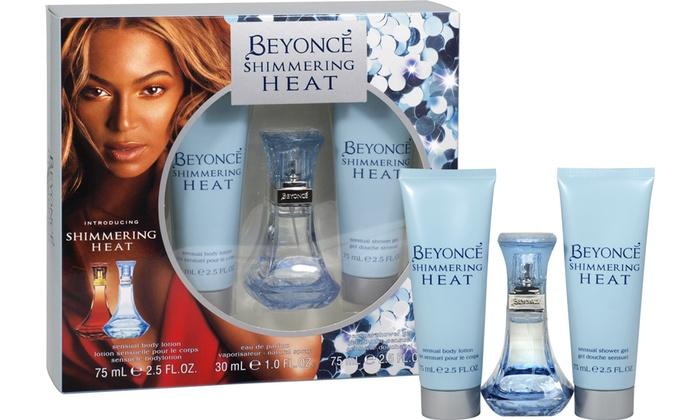 Beyonce Edp Gift Set Groupon