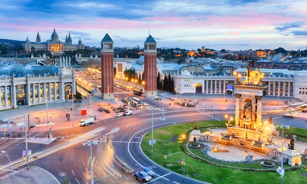 groupon.com - Barcelona Vacation. Price is per Person, Based on Two Guests per Room. Buy One Voucher per Person.