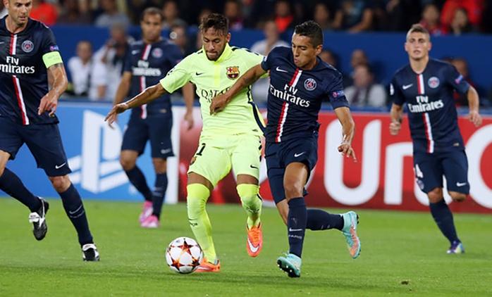 Champions League : Barça/PSG, Real/Napoli et les grands matchs des 8eme, 1 nuit d'hotel et la place en tribune inclus