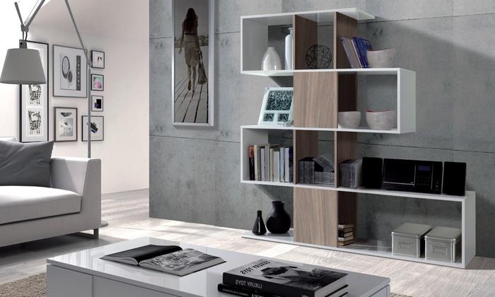 Libreria moderna Claudia | Groupon Goods