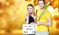 Herbstdeal: 4x15 Min. EMS-Training inkl. Leihbekleidung bei esport concepts GmbH (92% sparen*)