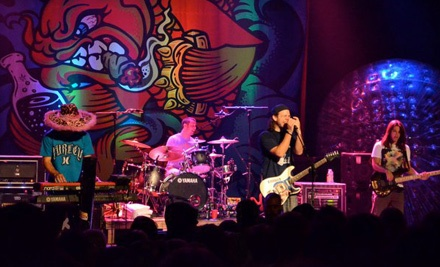 Badfish: A Tribute to Sublime at House of Blues Orlando on Sun., March 11 at 7PM: General Admission - Badfish: A Tribute to Sublime in Orlando