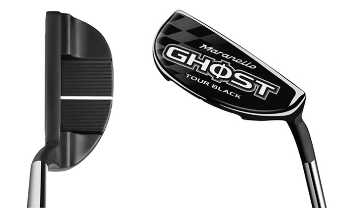 TaylorMade Ghost Tour Black Maranello Men's Right-Handed Putter