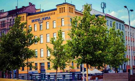 Wrocław: 1-5 nocy dla 1 lub 2 osób, opcjonalnie śniadania i więcej w Hotelu Sofia