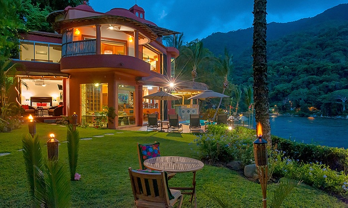 3-, 5-, or 7-Night Stay at Intimate Eco-Resort Near Puerto Vallarta