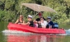 Self-Drive Boat Hire for Six