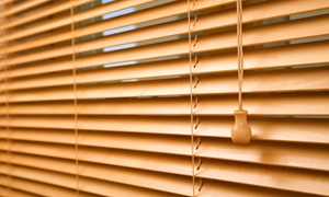 Blinds by Mark: $125 for $250 Toward Custom Blinds and Installation from Blinds by Mark