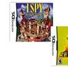 I Spy Castle and Zuma's Revenge for Nintendo DS