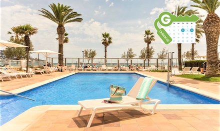 Costa Brava: estancia para 2 o 3 personas con bebida de bienvenida en Hôtel Pierre et Vacances Monterrey Roses 4*