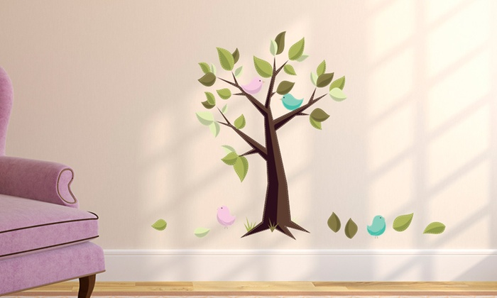 Kids' and Teens' Decorative Wall Decals Deals for only $11 instead of $19