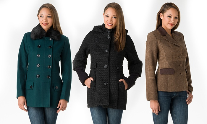 Esprit Coats: Esprit Coats. Multiple Colors and Styles from $48.99–$68.99 Available. Free Shipping and Returns.