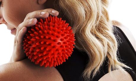 Three or Six Spiky Massage Balls