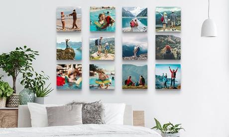 Hasta 25 azulejos de espuma dura y ligera con foto con Photo Gift (hasta 95% de descuento)