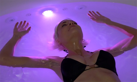 Float Therapy Sessions at Lift / Next Level Floats Huntington (Up to 53% Off). Four Options Available.