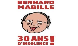 AZ Prod: 1 place catégorie au choix pour Bernard Mabille, le samedi 2 juin 2018 à 20h30 dès 17 € au M.A.CH 36