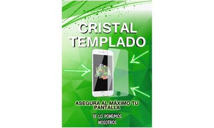 Protector de cristal templado para las pantallas de los móviles por 6,99 € de La Casa de Las Carcasas