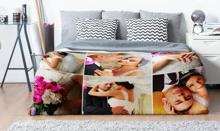 1 o 2 mantas con tacto de visón e imagen personalizable en Printerpix (ES) (hasta 81% de descuento)