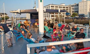 Mahi Mahi Harbor Cruises & Private Events: Harbor or Brunch Cruise for Two or Four from Mahi Mahi Harbor Cruises & Private Events (Up to 52% Off)