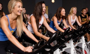 Up to 72% Off Spinning Classes at JoyRide Cycling Studio at JoyRide Cycling Studio., plus 6.0% Cash Back from Ebates.