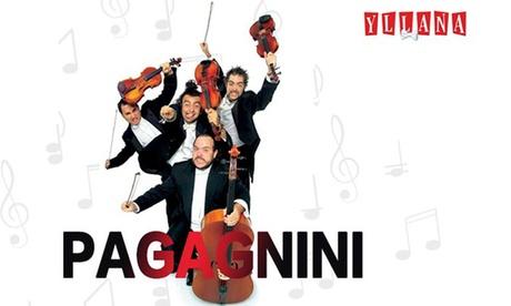 Entrada a 'PaGAGnini' del 9 de septiembre al 28 de octubre desde 10 € en Teatro Infanta Isabel