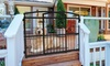 Carlson Weather-Resistant Outdoor Expandable Pet Gate: Carlson Weather-Resistant Outdoor Expandable Pet Gate