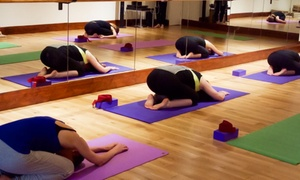 Health Town: Six Yoga Classes at Health Town (72% Off)