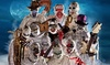 Here Come the Mummies - Saint Andrew's Hall: Here Come the Mummies on Friday, February 24, at 8:30 p.m.