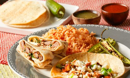 Up to 45% Off Mexican Cuisine at Durango's Mexican Restaurant