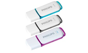 Clé USB Philips jusqu'à 64GB
