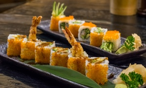 Atisuto: All-You-Can-Eat Sushi and Sashimi for Up to Four at Atisuto, Four Locations (Up to 54% Off)