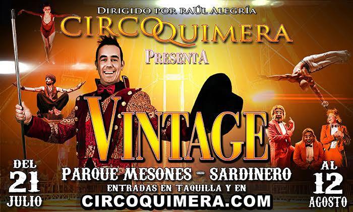 CIRCO QUIMERA