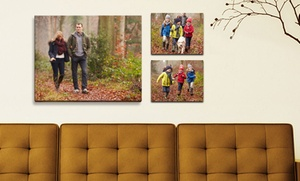 Custom Gallery-wrapped Photo Canvases From Picture It On Canvas (up To 90% Off). Three Options Available.